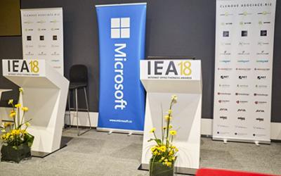 Třetí místo pro Emailkampane.cz na IEA 2018