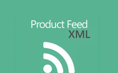 Produktový XML feed