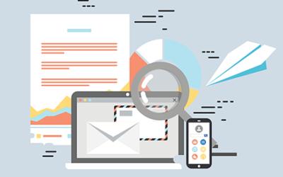 Za skvělým e-mailem stojí především čistý a poutavý design