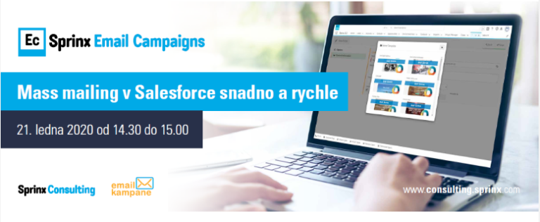 Sprinx Email Campaigns