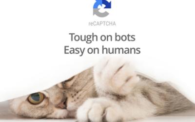 Důmyslná ochrana před roboty aneb seznamte se s reCAPTCHOU v3