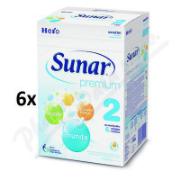SUNAR PREMIUM 2 6X600G.