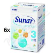 SUNAR PREMIUM 3 6X600G.