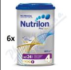 Nutrilon 4 Profutura batolecí mléko 6x800g.
