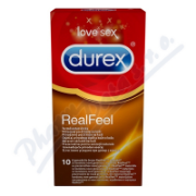 Prezervativ Durex Real Feel 10 ks.