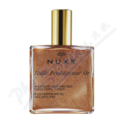 NUXE Huile Prodigieuse OR Multi-Purpose Dry Oil se třpytkami 100 ml.