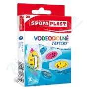 3M Spofaplast Voděodolné Tattoo 10ks.