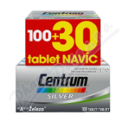 Multivitamin Centrum SILVER 100+30tbl.