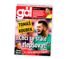 Fotbalový týdeník GÓL ke stažení ZDARMA